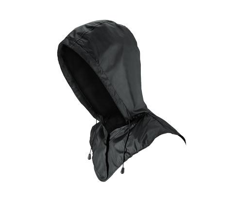 Fonksiyonel Kapüşon, Siyah