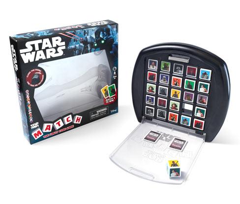 Stolní hra Top Trumps Match »Star Wars«