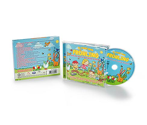 CD »Es riecht nach Frühling«