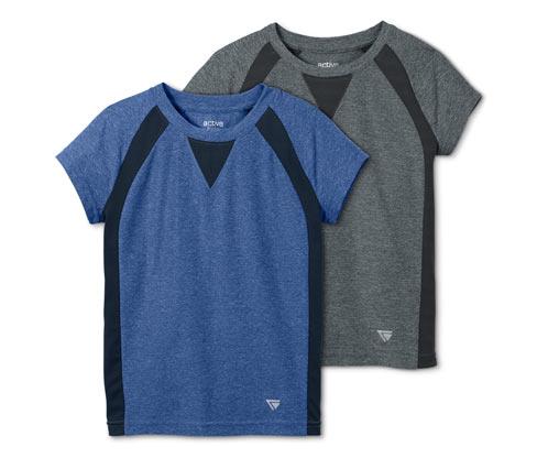 Funkčné tričká, 2 ks