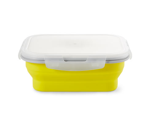 Składany pojemnik do utrzymywania świeżości produktów spożywczych