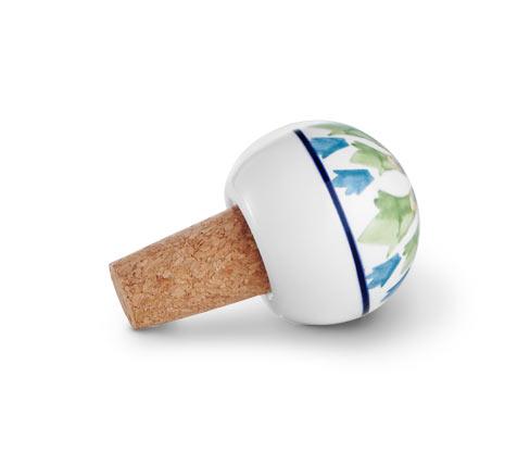 Parafa dugó, festett porcelángömbbel