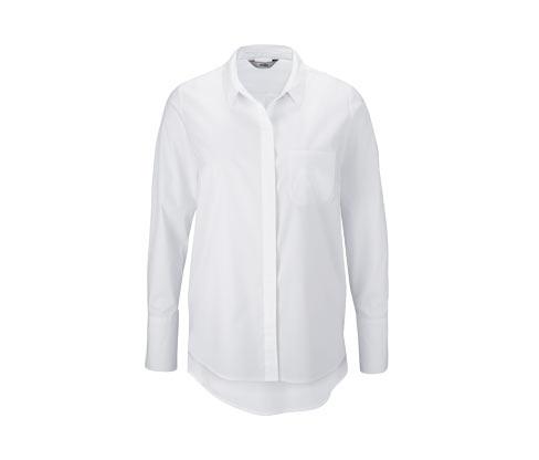 Długa bluzka oversize