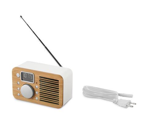 Kompakt Radyo,Bambu