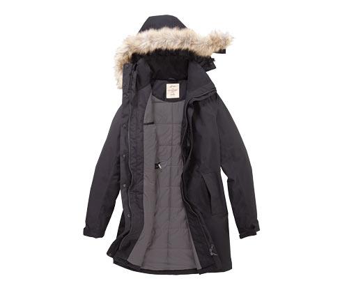 Płaszcz ciepłochronny