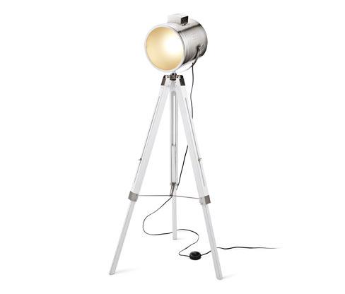 Ayaklı Spot'lu LED'li Lamba