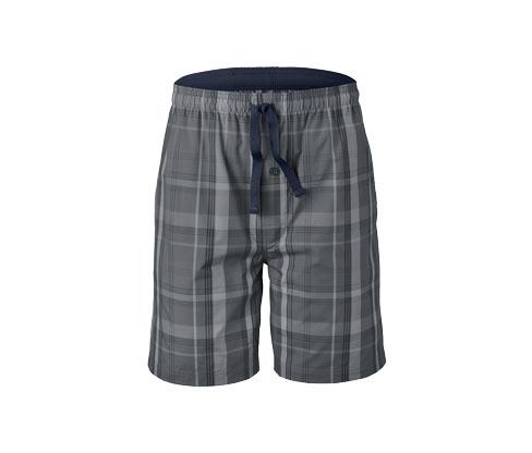 Férfi pizsama rövidnadrág