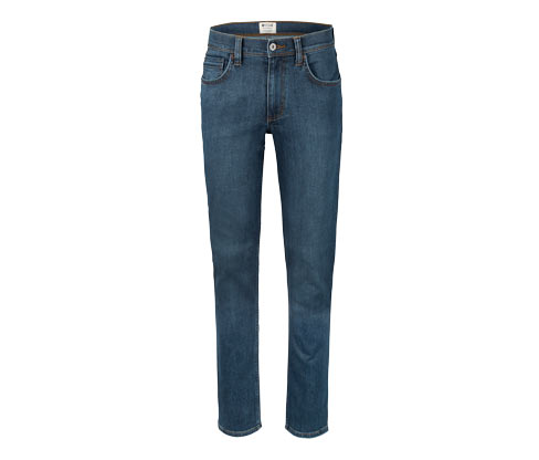 Męskie spodnie dżinsowe »Mustang«, ciemnoniebieskie
