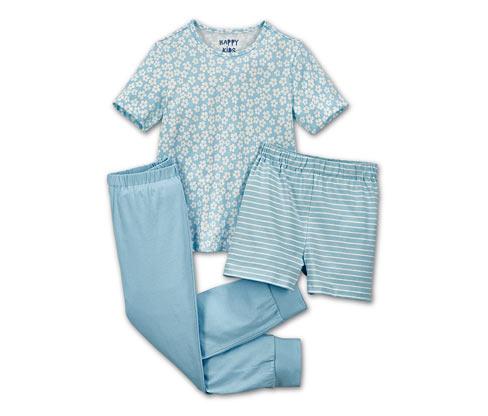 Pyjamas i 3 dele