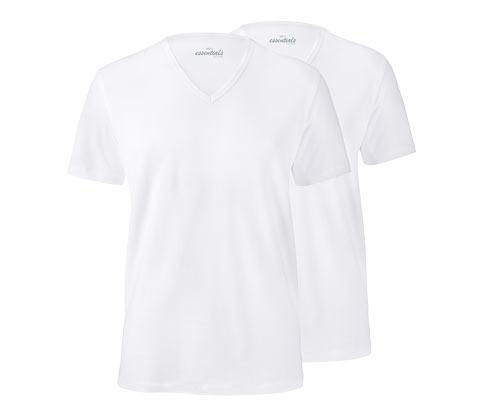 2 Adet Organik Pamuklu Jersey Tişört