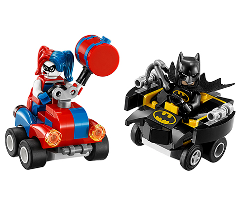 LEGO® Super Heroes Mighty Micros: Batman™ Harley Quinn™'e Karşı