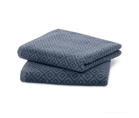 Žakárové ručníky, 2 ks