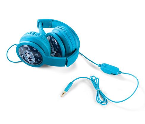 LED Işıklı Çocuk Stereo Kulaklığı
