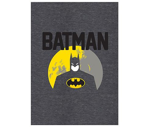 Batman Campus Defter 26x18,5 40 Yaprak Kareli