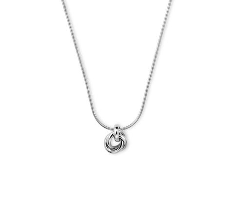 Silberkette, Knoten
