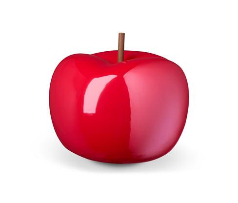 Keramické dekorativní jablko