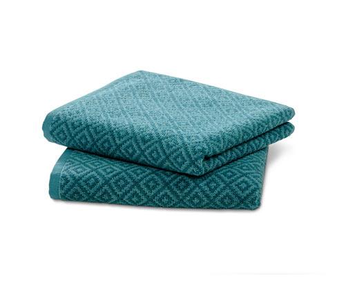 Ręczniki żakardowe, 2 sztuki