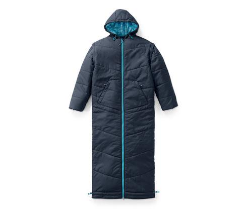Schlafsack-Mantel