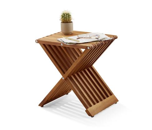 Sklápěcí stolička
