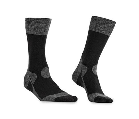Sportovní ponožky, antracitové