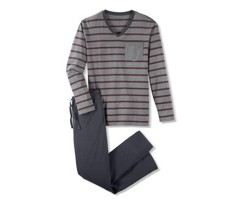 Jersey-Pyjama