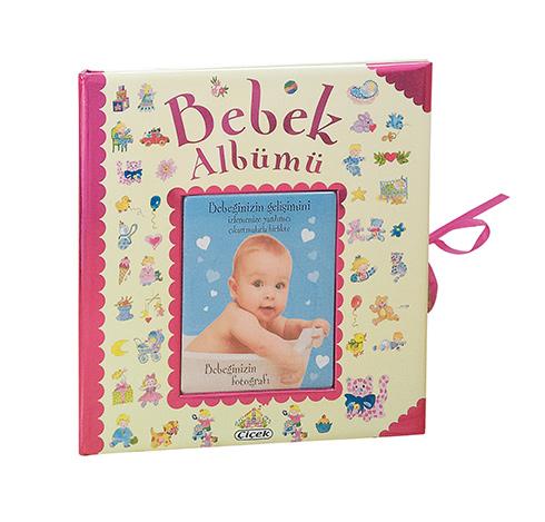 Bebek Albümü-Pembe