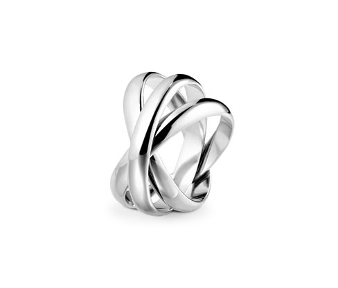 Silberring »Pure Collection«
