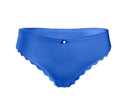 Brazilské kalhotky, modré