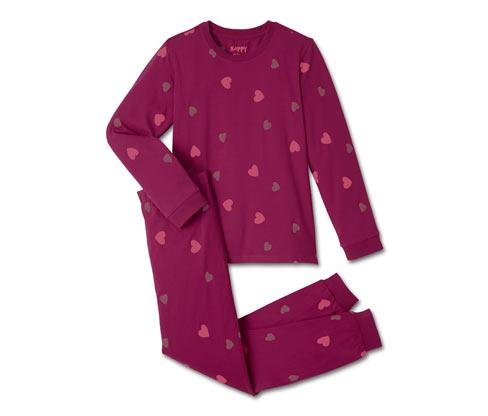 Karanlıkta Parlayan Pijama Takımı