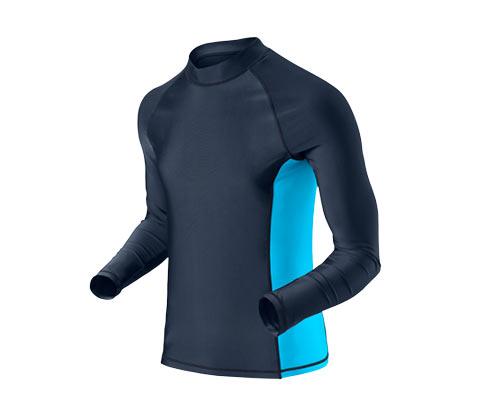 Tričko na ochranu proti UV záření, unisex