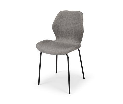 Krzesło do jadalni w stylu retro