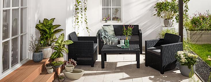 Gartenmöbel Günstig Online Bestellen Tchibo